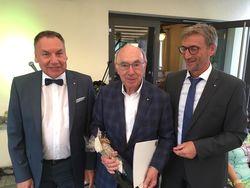 r. Günther Hartner wird für sein Lebenswerk geehrt