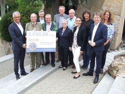 Linclub Balingen unterstützt Asyarbeitskreise