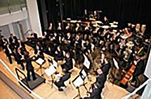 Das Polizeiorchester Baden-Württemberg(Bild:ZAK)